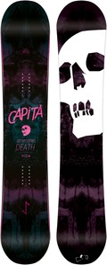 Сноуборд Capita Black Snowboard of Death 2011/2012 156