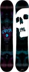 Сноуборд Capita Black Snowboard of Death 2011/2012 159