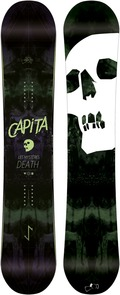 Сноуборд Capita Black Snowboard of Death 2011/2012 162