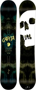 Сноуборд Capita Black Snowboard of Death 2011/2012 165