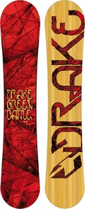 Сноуборд Drake Green Battle 2011/2012