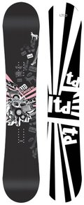 Сноуборд LTD snowboards Origin 2005/2006